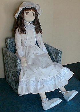 Big girl doll