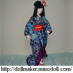 Autres créations => POUPEES Kimono_doll